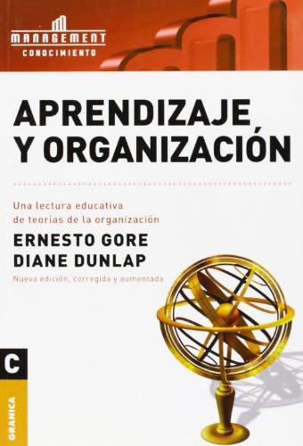 Aprendizaje y Organizacion