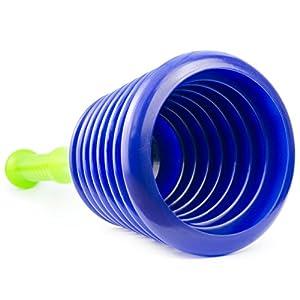 desatascar lavabo: El desatascador perfecto para cocina, lavabo y ducha (tamaño práctico). De Luigi...