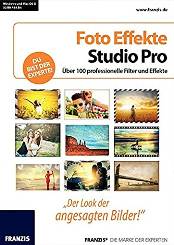Franzis Verlag Foto Effekte Studio Pro