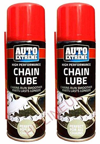 ik-onkar-2-x-200ml-motorcycle-cycle-chain-lube-lubricate-oil-spray-motorbike-bicycle