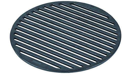 Tepro Grillrost, Guss-Einleger für Hauptrost 47 cm durchmesser 8569, schwarz, 23,6 x 23,6 x 1 cm, 8574