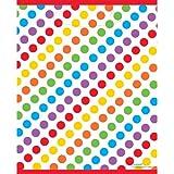 Partygram - 8 bolsas regalo, Arcoíris  (47123)