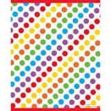 Rainbow Party Bags, Pack of 8