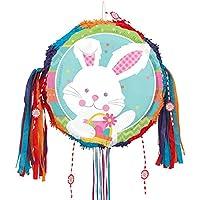 Easter Bunny Pull String Pinata