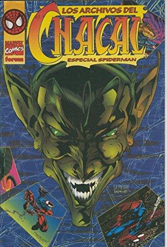 Los Archivos del Chacal, especial Spiderman