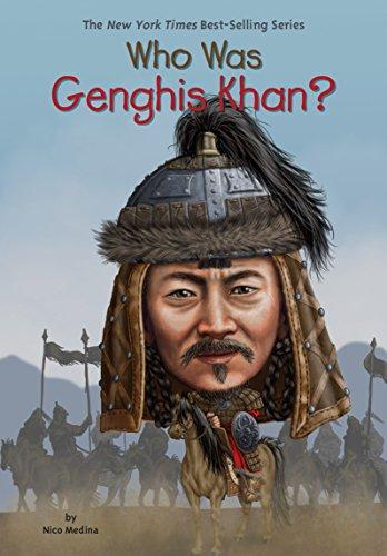 Who Was Genghis Khan? por Nico Medina