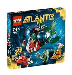 LEGO Atlantis 7978 - L'attacco della Rana Pescatrice