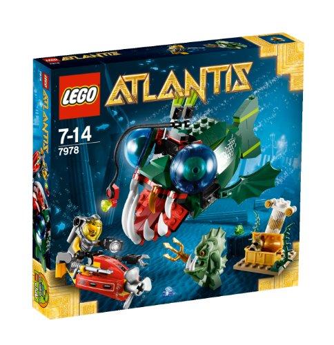 Imagen 9 de LEGO Atlantis 7978 - Ataque al Pescador (ref. 4584112)