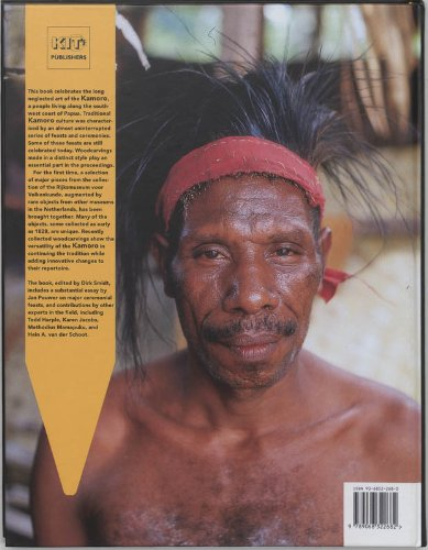 Kamoro Art: Tradition and Innovation in a New Guinea Culture