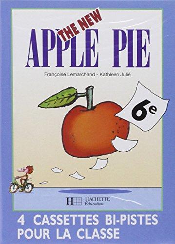 The new apple pie anglais - sixième (4 k7 classe)