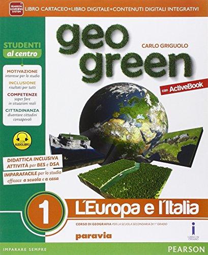Geo green. Activebook. Per la Scuola media. Con e-book. Con espansione online: 1