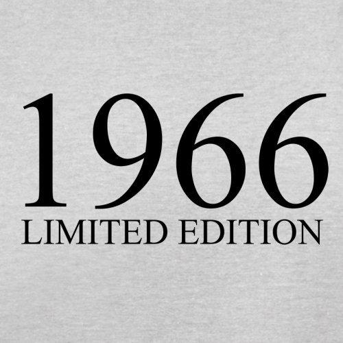 1966 Limierte Auflage / Limited Edition - 51. Geburtstag - Herren T-Shirt - 13 Farben Hellgrau
