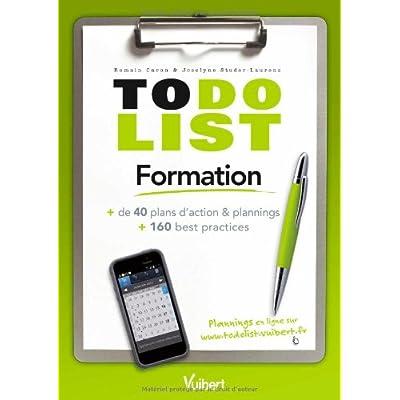Formation - + de 40 plans d'action & plannings et 160 best practices