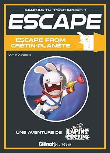 Escape ! L'attaque des Lapins Crétins