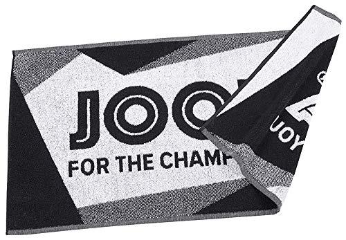 JOOLA Handtuch 19, schwarz/grau