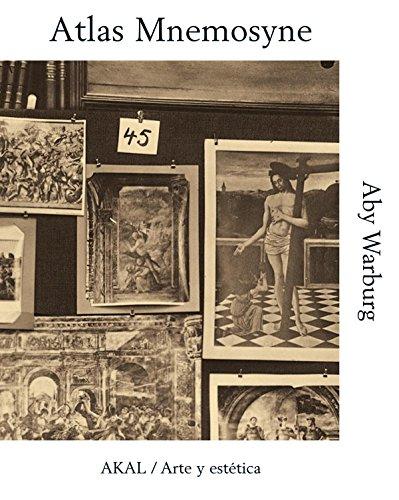 Portada del libro Atlas Mnemosyne (Arte y estética)