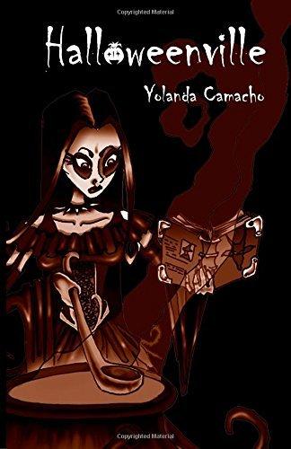 Halloweenville by Yolanda Camacho (2015-09-28)