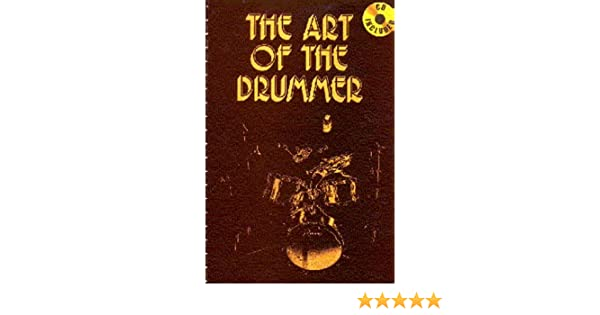 ART OF THE DRUMMER 1 Savage Spiral Ed Book /& CD*