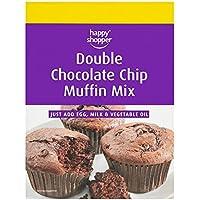 Comprador feliz Doble Magdalena de chocolate Mix 260g (paquete de 5 x 260g)