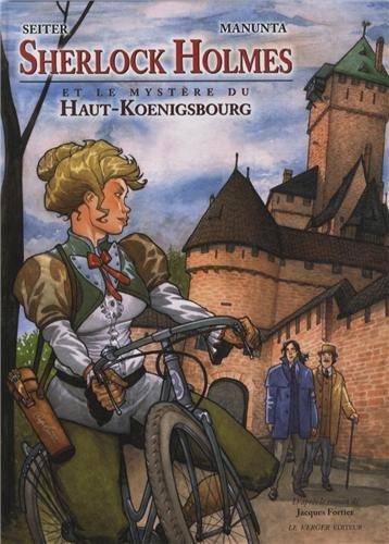 Sherlock Holmes et le mystère de Haut Koenisbourg