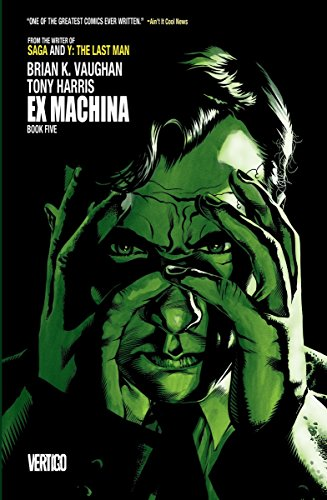 Ex Machina Book Five TP
