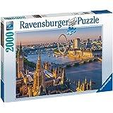 """Ravensburger Puzzle 16627 - """"Stimmungsvolles London"""" Erwachsenenpuzzle"""