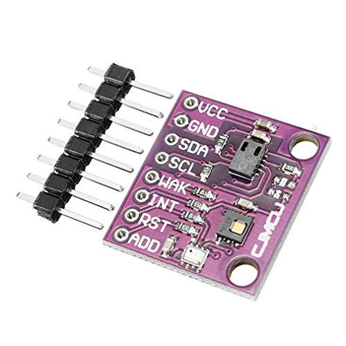 Leoboone CJMCU-8128+CCS811+HDC1080+BMP280 Temperature Humidity Gas Pressure Module Board High Precision CO2 Air Quality Sensor -