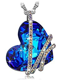 P&M-Amor Venecia-Collar Mujer Joyeria con cristales Swarovski