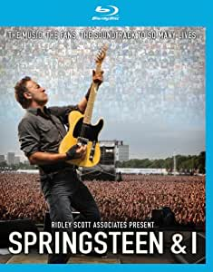 Springsteen & I [Blu-ray] [2013] [US Import]