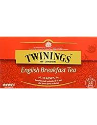 Twining of London Tè English Breakfast Classics - 25 Filtri