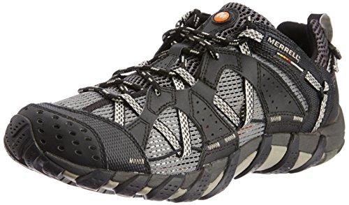 Merrell Waterpro Maipo J80053 - Zapatillas de deporte para hombre, color negro, talla 47
