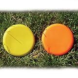 flag-a-tag fútbol bola Spotter - 1240245, Anaranjado