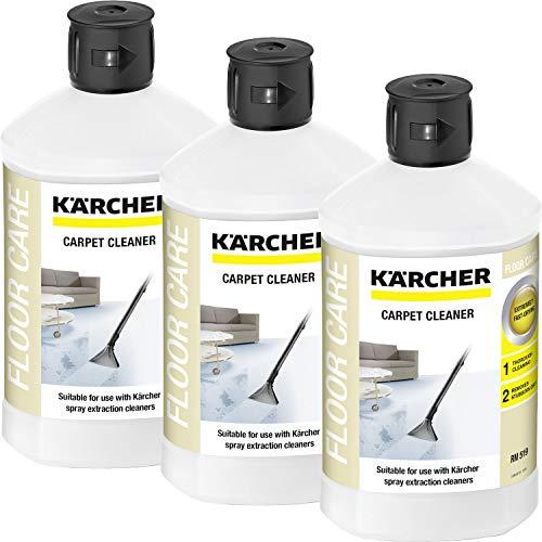 Kärcher RM 519 Teppichreiniger 1000ml, 3er Pack (3 x 1000ml)