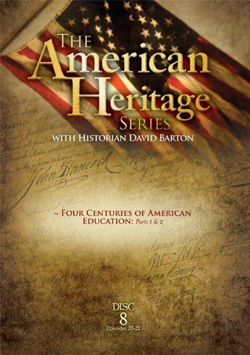 American Heritage Series #8: Four Century of Ameri [DVD] [Import] American Heritage 8