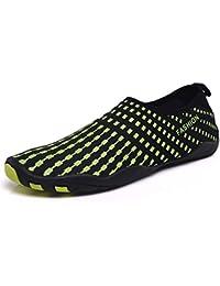 SUADEX Unisex Hombre Mujer Zapato de Agua Zapatos de Playa Natación Surf  Escarpines Calzado de Playa a31170be436