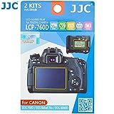 JJC LCP-760D 2 Kits Guard Film Digital C...