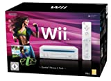 Nintendo Wii Zumba Fitness 2 Pack, Konsole - Limited Edition