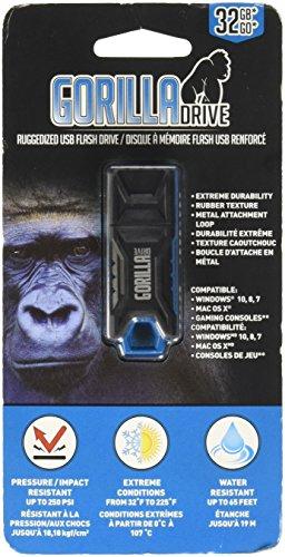 EP Memory 32GB USB 2.032GB USB 2.0USB Type Connector Black USB Flash Drive–USB-Sticks (32GB, USB 2.0, USB Type Connector, Cap, 17g, Black) (Ep-32 Gb-usb -)