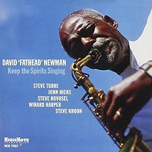 David Newman -  The Spirit