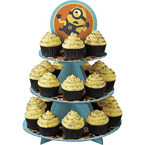 cake-Ständer mit 3 Minions, sortiert ()
