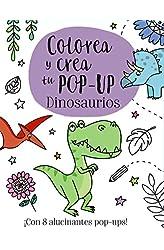 Descargar gratis Colorea y crea tu Pop-up. Dinosaurios en .epub, .pdf o .mobi