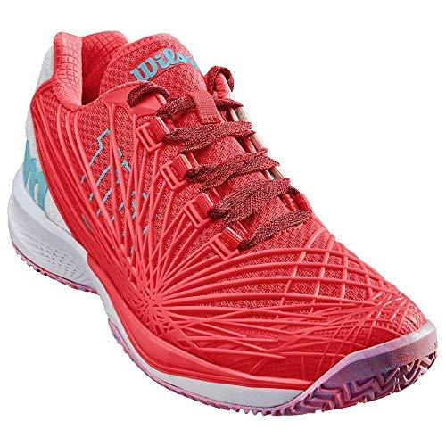 Wilson Kaos 2.0 W, Zapatillas Tenis Mujer, Naranja