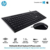 Best Usb Mouse For Macs - HP Slim Multimedia USB Wired Keyboard and Mouse Review