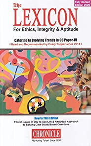 Lexicon for Ethics, Integrity & Aptitude for IAS General Studies - 6th Paper Edition