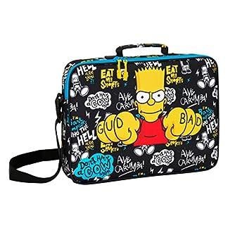 Los Simpsons – Cartera Bandolera extraescolares (Safta 611605385)
