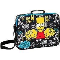 Los Simpsons - Cartera bandolera extraescolares (Safta 611605385)