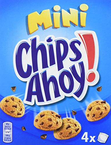 Chips Ahoy! Minis Galleta con Gotas de Chocolate - 160 g
