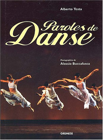 PAROLES DE DANSE par Alberto Testa