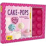 Cake-Pop-Set: Plus Cake-Pop-Backform (für 16 Cake-Pops) (GU Buch plus)|GU Buch plus