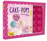 Cake-Pop-Set: Plus Cake-Pop-Backform